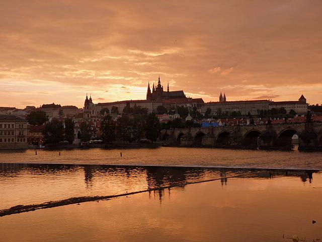 Amor a primera vista en Praga