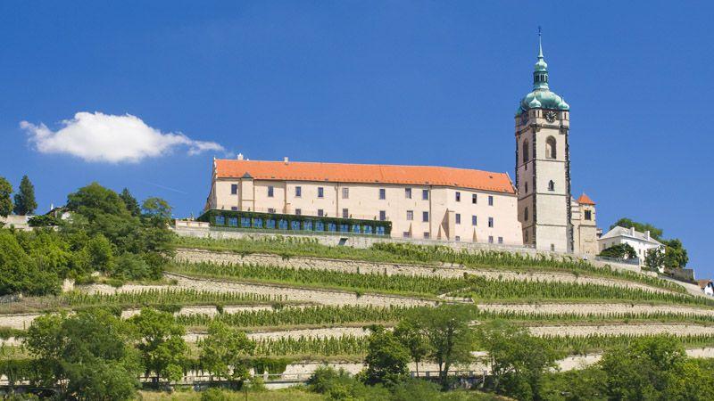 Schloss Mělník