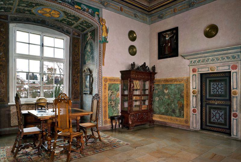 Jindřichův Hradec – das Schloss