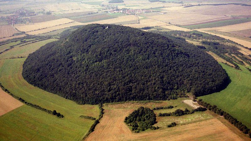 Le mont Říp