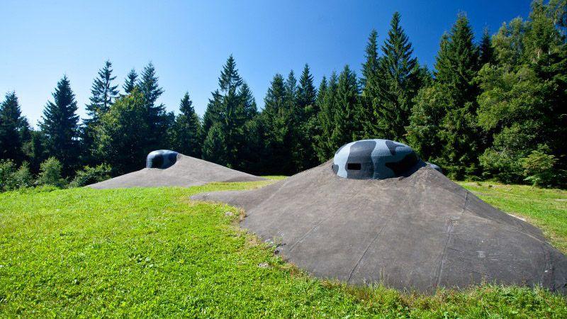 Hanička Fort