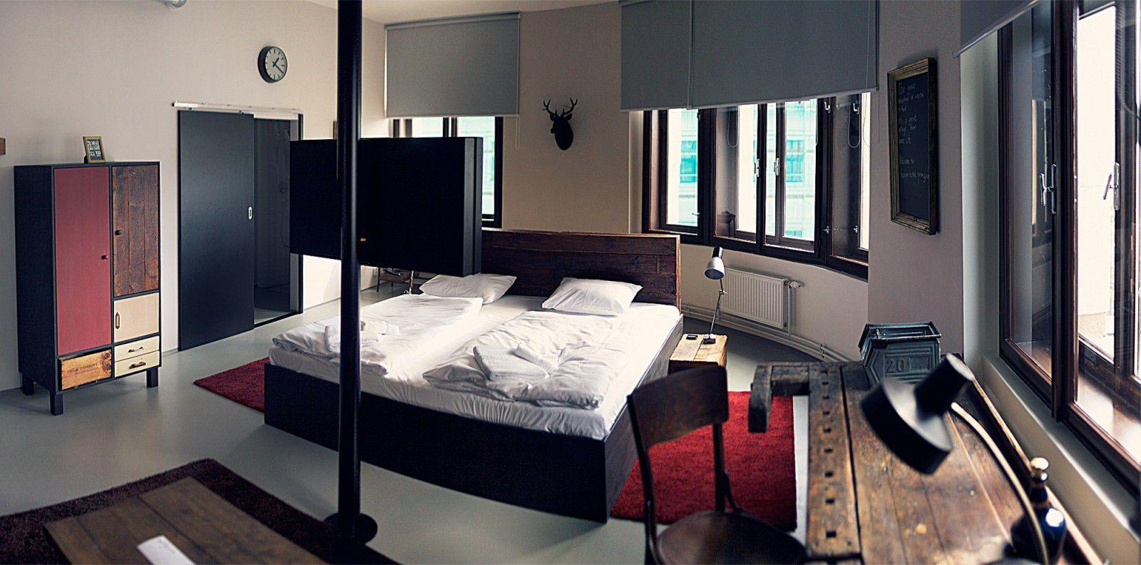 Fusion Hotel Prague a Praga