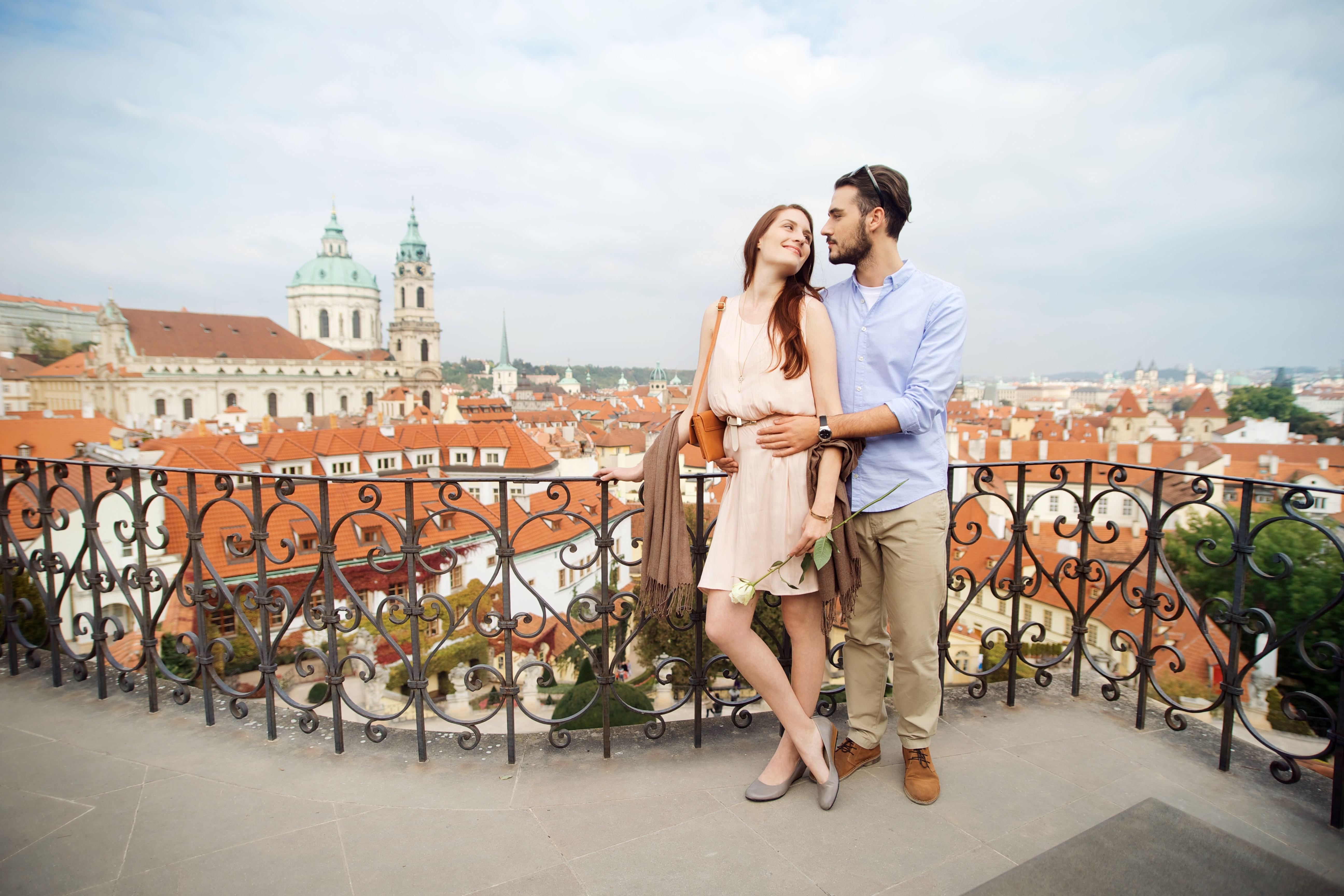 La Praga romántica