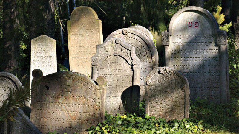 Třebíč – der jüdische Friedhof