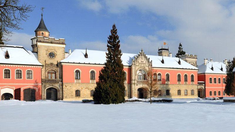 Chateau Sychrov