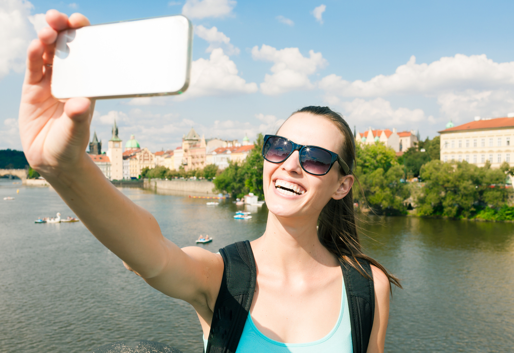 Tips for spots where you can take a selfie and make everyone envy you for your holiday in the Czech Republic.
