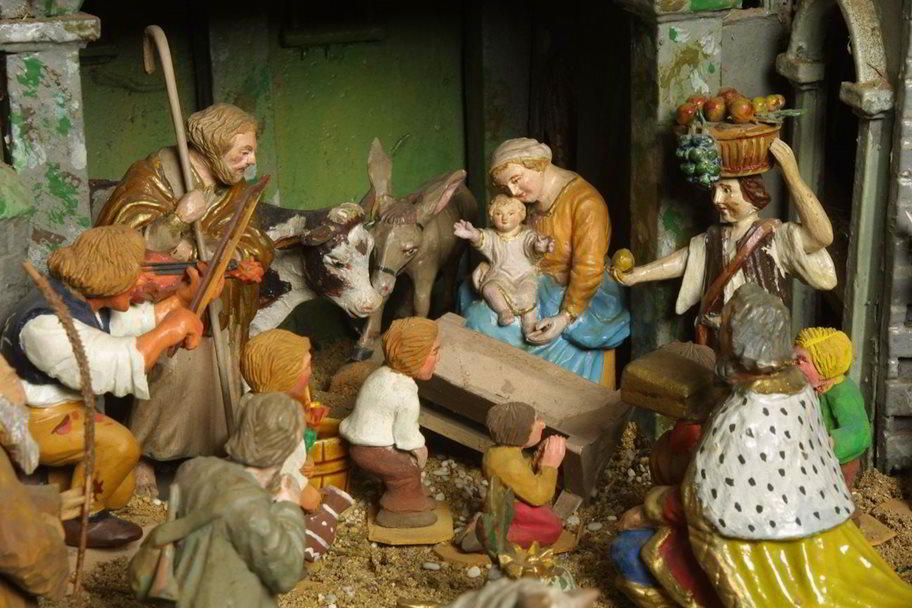 Nativity Scene Museum in Třešť