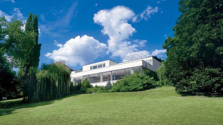 Brünn – die Villa Tugendhat