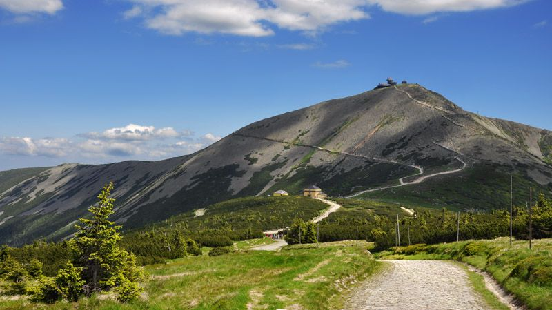 Mount Sněžka