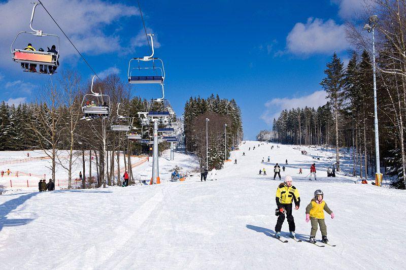 Lipno Ski Centre