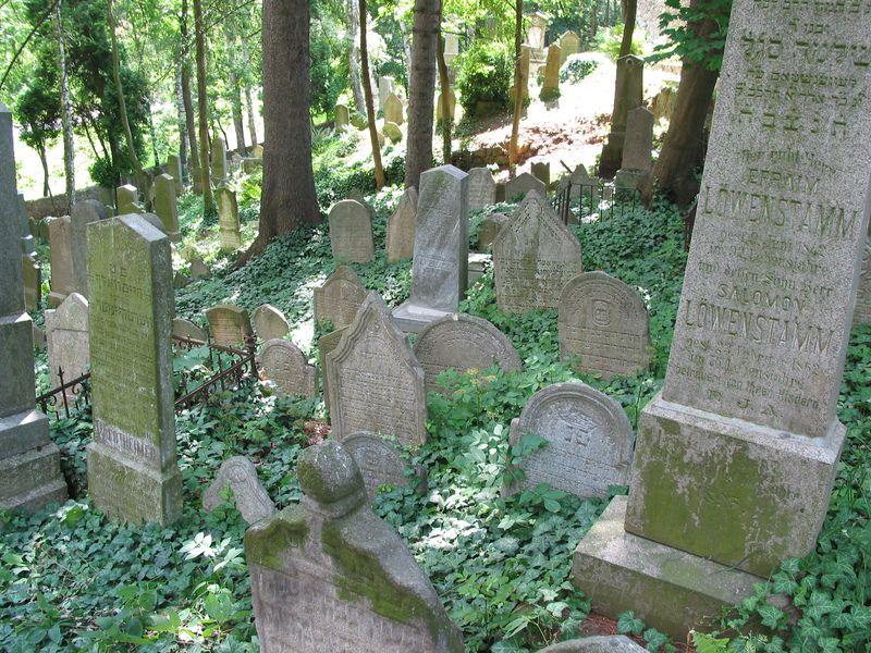 Monumentos judíos