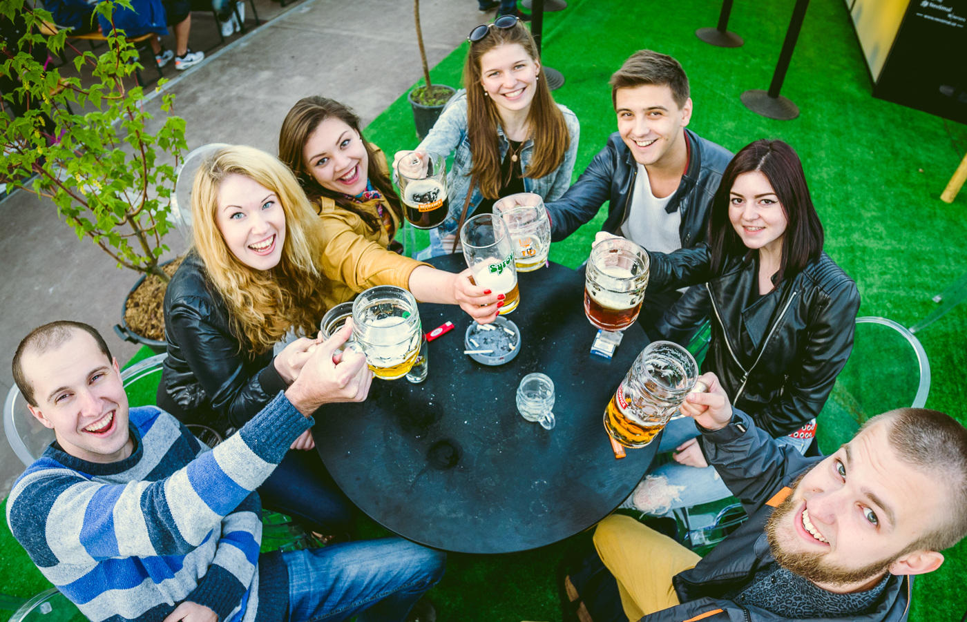 Try unique Czech beer in the biggest beer event in the Czech Republic!