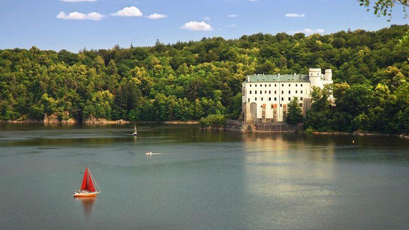 Zamek Orlík