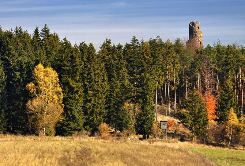 Krásenská Observation Tower