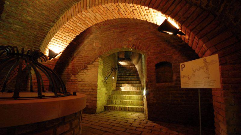 Subterráneo de Brno