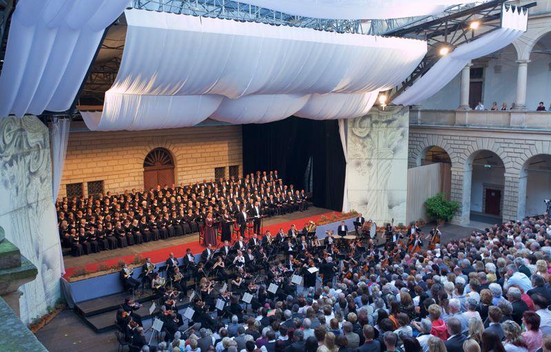 Le festival de musique Smetanova Litomyšl