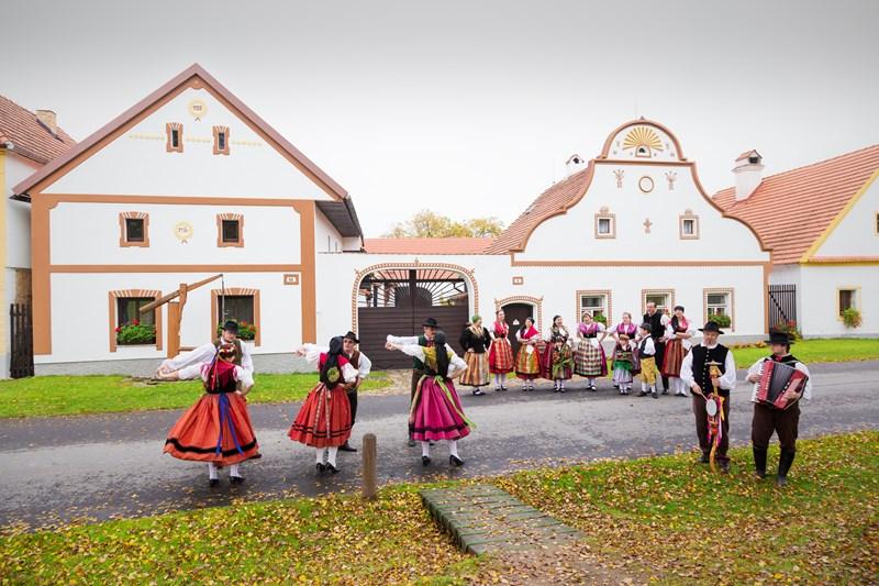 霍拉舍维采村