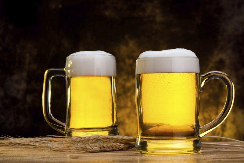 The annual upstanding beer festival in Pilsen.
