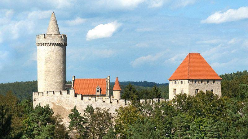 Kokořín Castle