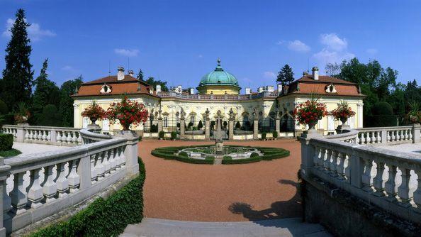 Palacio de Buchlovice