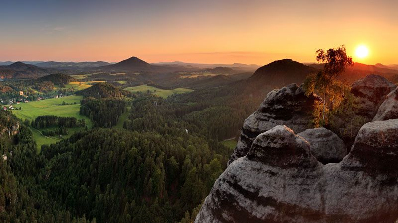Suiza de Bohemia