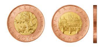 50 Czech Crowns