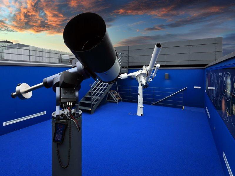 Observatory and Planetarium Brno