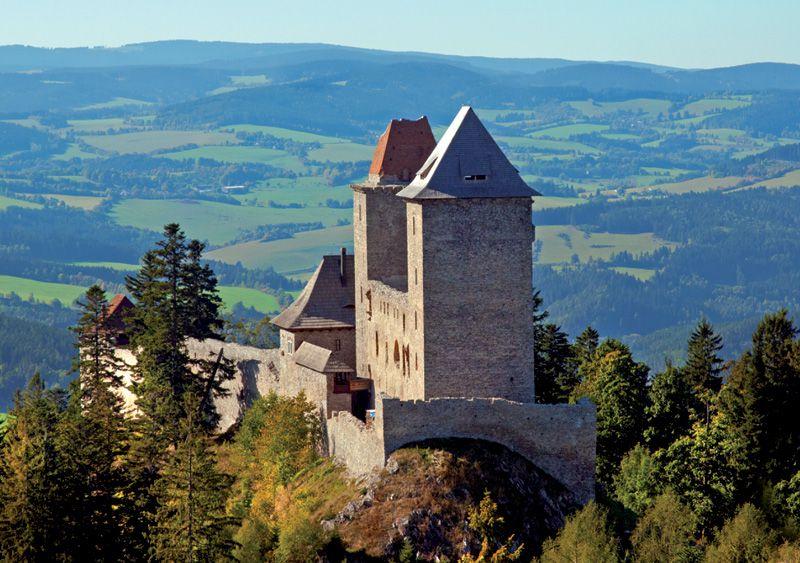Kašperk Castle