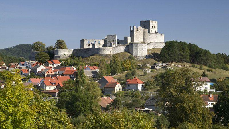 Rabí Castle