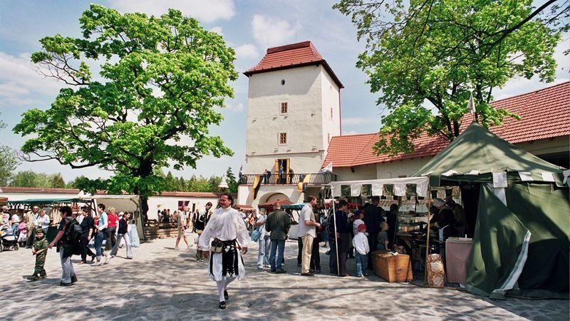 Castillo de Ostrava-Silesia