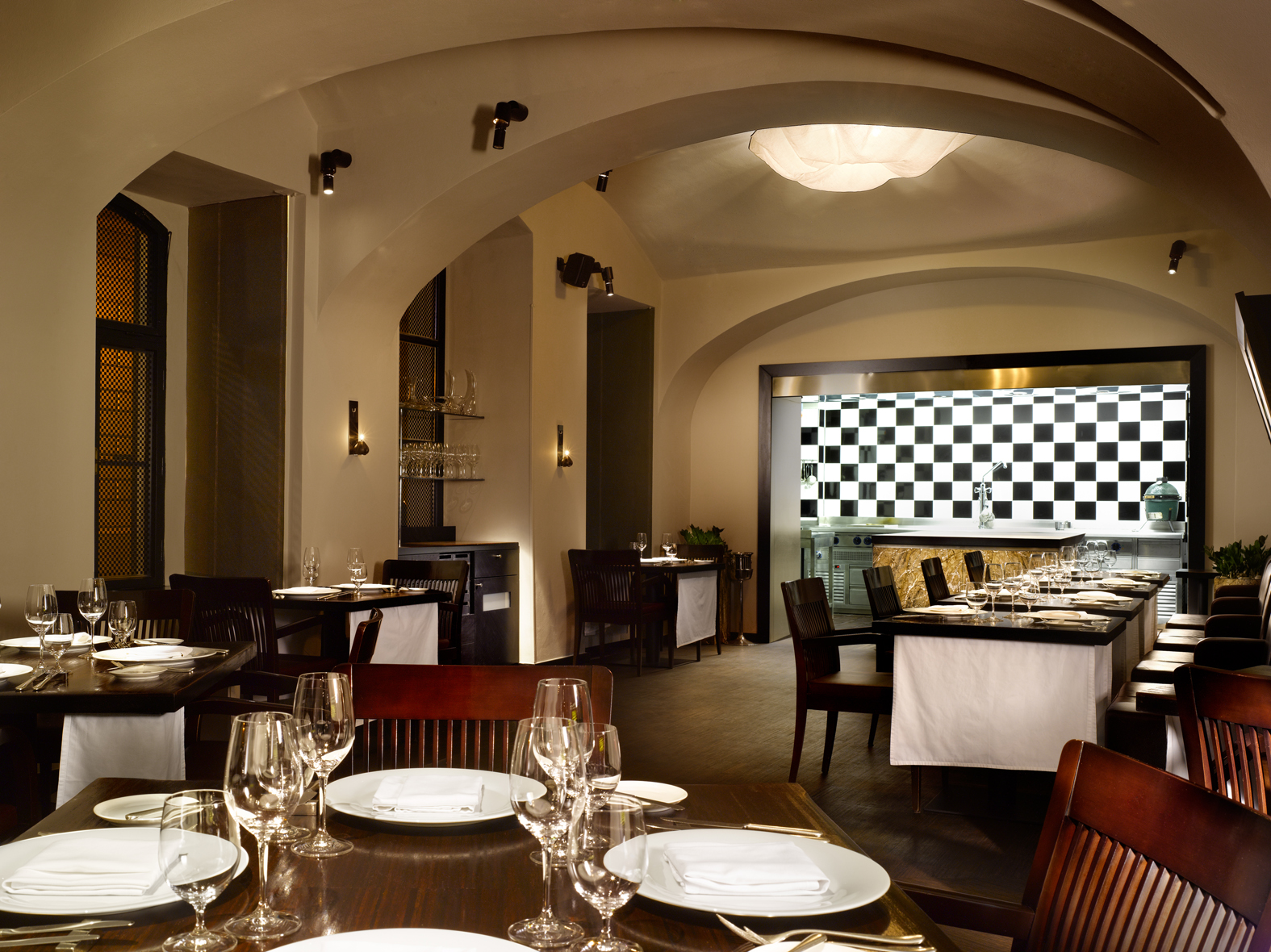 La degustation Boheme Bourgeoise restaurant