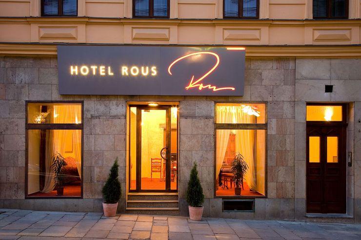 Отель «Роус» (Rous)