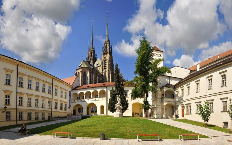 Le Musée régional de la Moravie