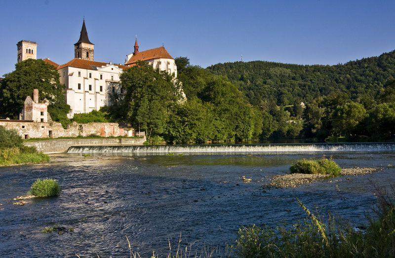 Sázava Monastery of St. Procopius