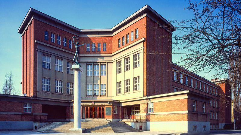 Hradec Králové - specialised grammar school