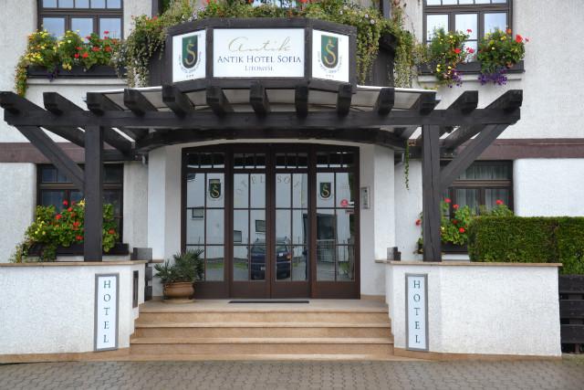 Antik Hotel Sofia***