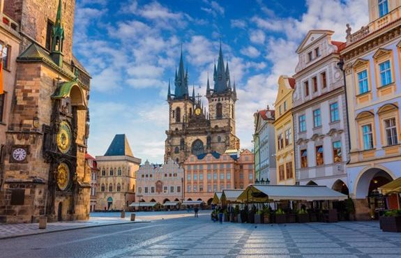 Czech Republic - Old Town Square