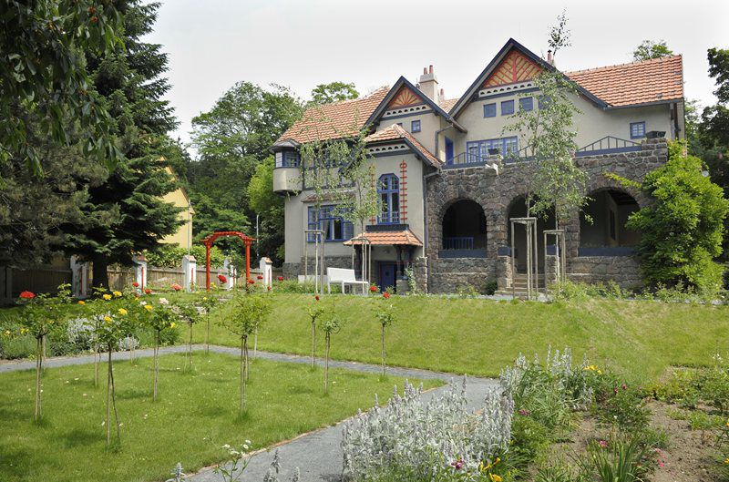 Villa Jurkovič