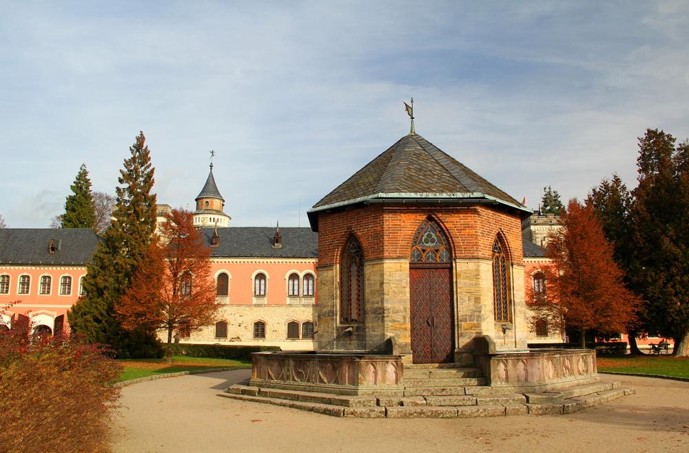 Sychrov Chateau