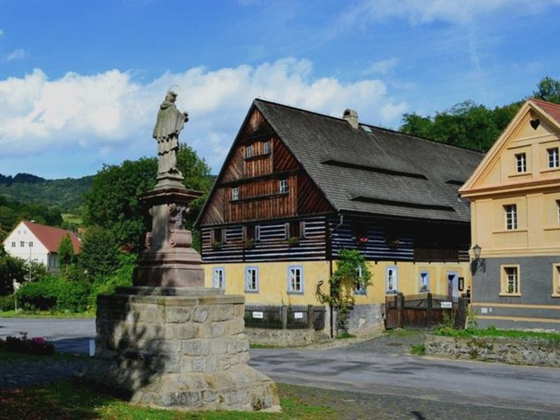 Zubrnice Open-Air Museum