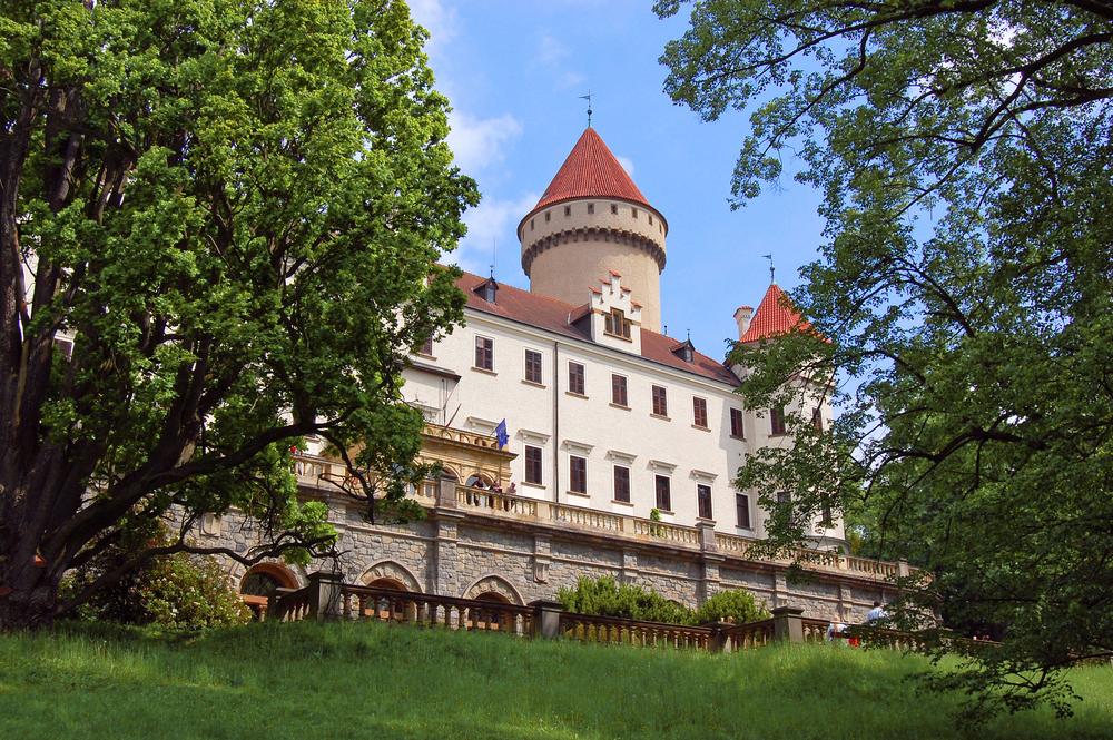 Palacio de Konopiště