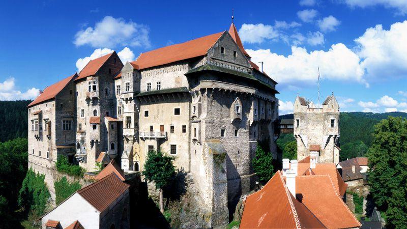 Castello di Pernstein