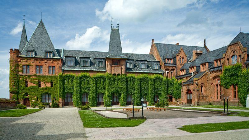 Hradec nad Moravicí Chateau
