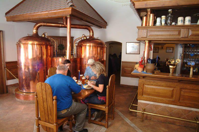 Добржаны - пивоваренный завод