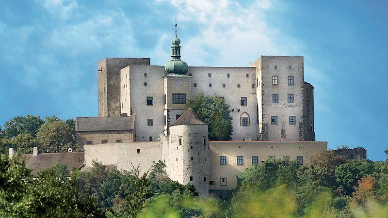Castillo de Buchlov