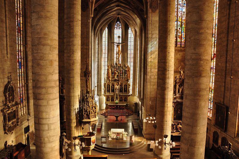 Pilzno - Katedra św. Bartłomieja
