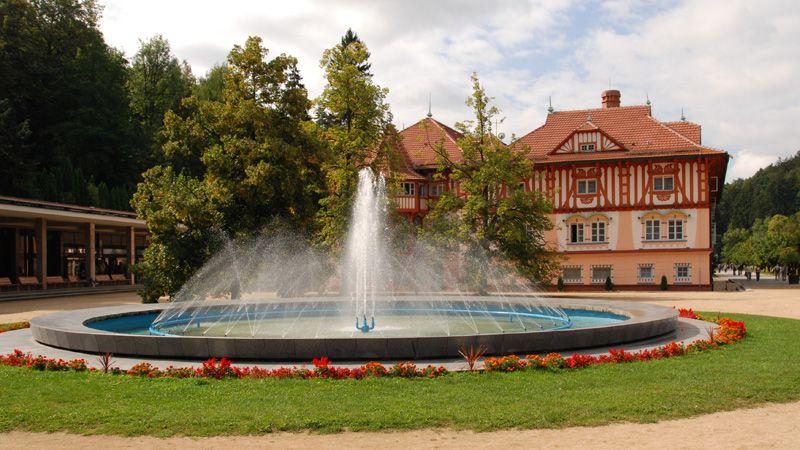 Luhačovice - Jurkovič House