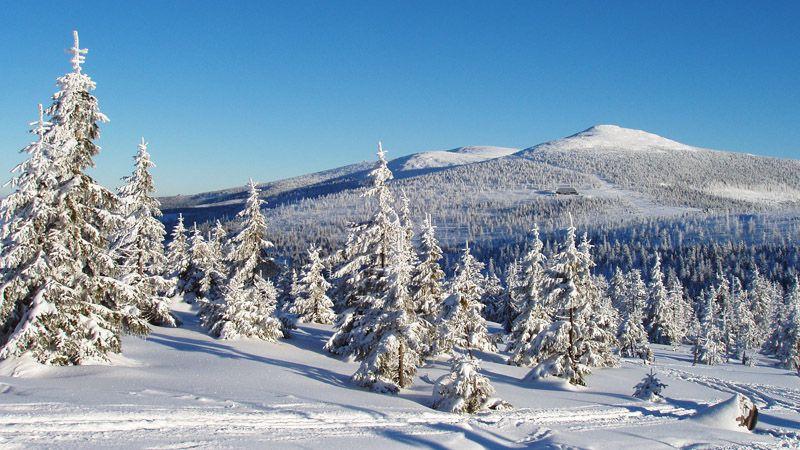 Špindlerův Mlýn Ski Centre