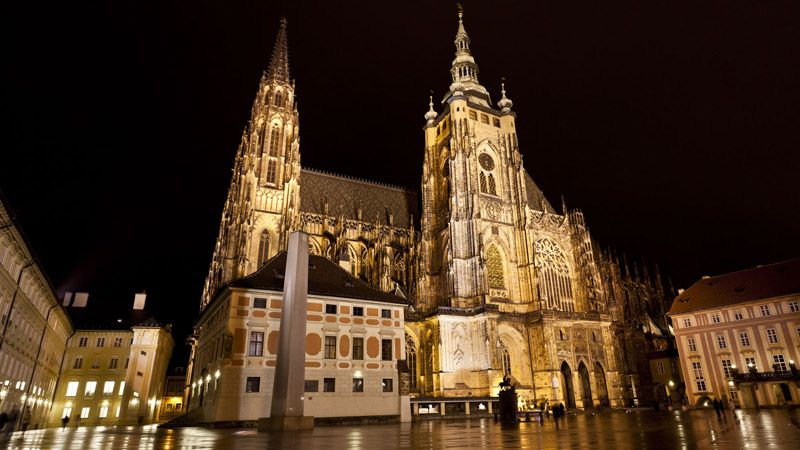 Cathedral of St. Vitus, Wenceslas and Adalbert
