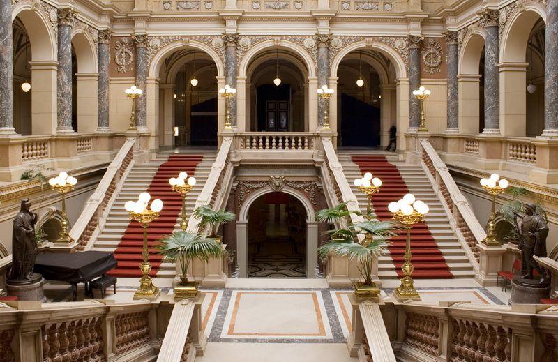 National Museum - interior